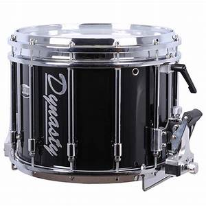 Dynasty Custom Elite Double Marching Snare Drum - 14x12 ...