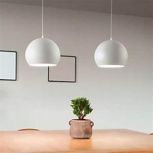Suspension Luminaire Blanc : groupe sofive crealigne luminaires ronan e335 ~ Teatrodelosmanantiales.com Idées de Décoration