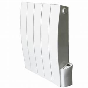 Radiateur Electrique Castorama : radiateur lectrique inertie fluide wave radiateur ~ Edinachiropracticcenter.com Idées de Décoration