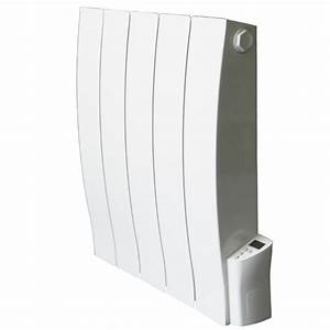 Radiateur Electrique Inertie Fonte : castorama radiateur electrique ~ Voncanada.com Idées de Décoration