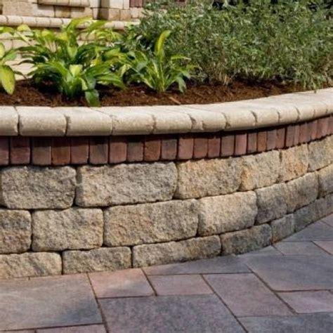 unilock estate wall estate wall retaining walls pavers retaining walls