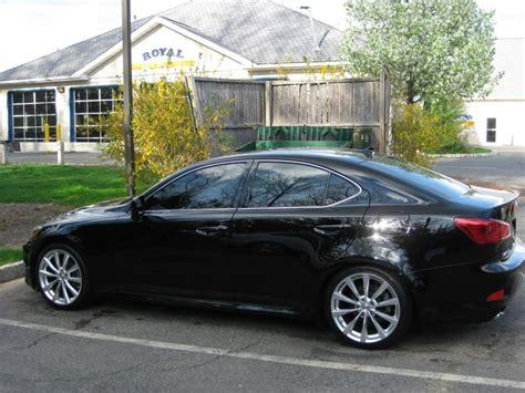 lexus is 250 custom wheels lexus is 250 custom wheels oem sport edition 18x8 0 et