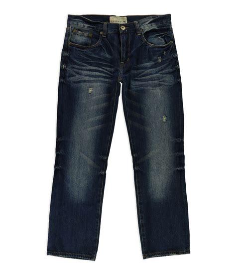 ecko unltd mens  straight leg jeans mens apparel