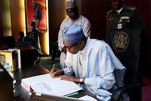 Buhari finally signs Not Too Young To Run bill into law ...