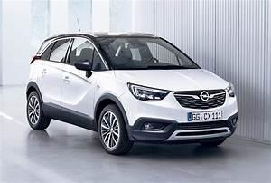 Opel Crossland 2018 : opel crossland x je najzeleniji auto 2018 u srbiji ~ Medecine-chirurgie-esthetiques.com Avis de Voitures