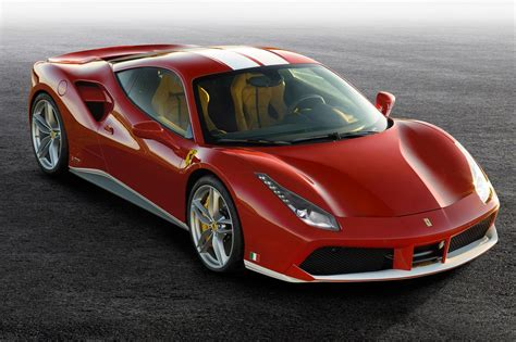 Ferrari Car : Ferrari Launches 70-year Anniversary Models At Paris 2016