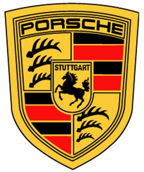 porsche logo vector porsche logo