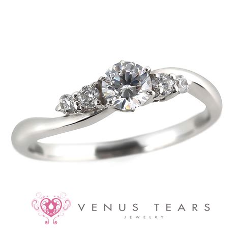 engagement ring venus tears singapore