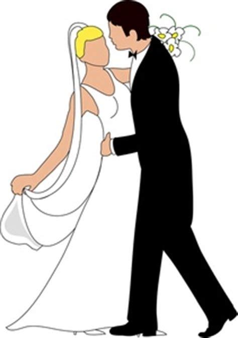 bride  groom clipart pictures clipartix