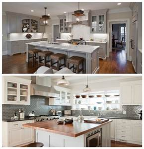 Rustic style for the kitchen drummond house plans blog for Idee deco cuisine avec cuisine classique