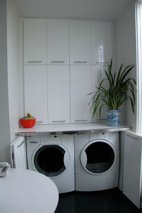 Cabinets And Counter Over Washer Dryer Redbud Pinterest