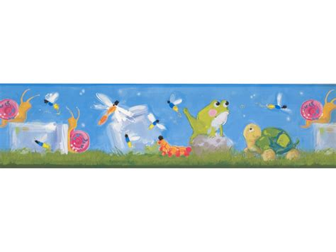animals wallpaper border bt