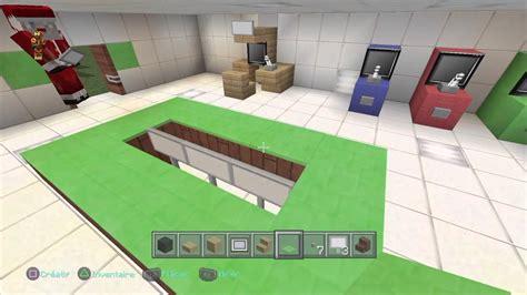comment faire une cuisine dans minecraft tuto comment faire une salle de jeux sur minecraft ps4