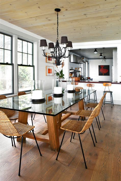industrial counter stool kitchen farmhouse  area rug