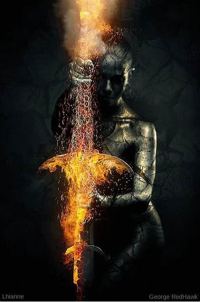 Mystical Fantasy Animated Occult Magical Mythical Dark