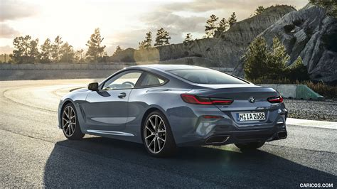 Bmw 8 Series Coupe 4k Wallpapers by 2019 Bmw 8 Series M850i Rear Three Quarter Hd