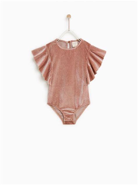 Zara Mode Kinder by Zara F 220 R Kinder Herbst Winter 2018 2019 Mode M 196 Dchen 5