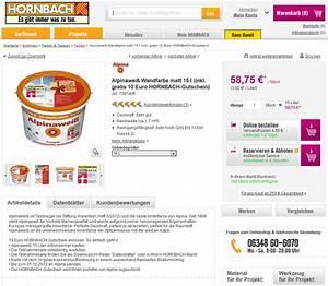 Hornbach Preisgarantie 10 Prozent : belousov pr marketing ~ Orissabook.com Haus und Dekorationen