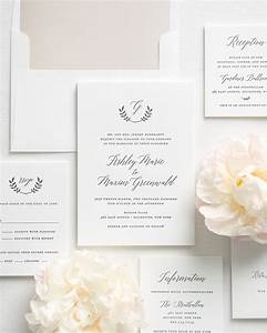 wreath monogram letterpress wedding invitations With letterpress wedding invitations singapore