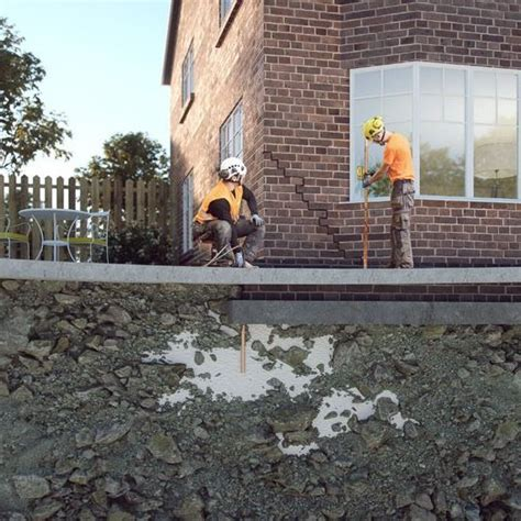 House Subsidence Solutions, Home Subsidence   Geobear UK