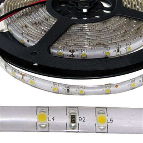 bande led cuisine bande led 24v 3528 blanc chaud 3500k etanche dimmable