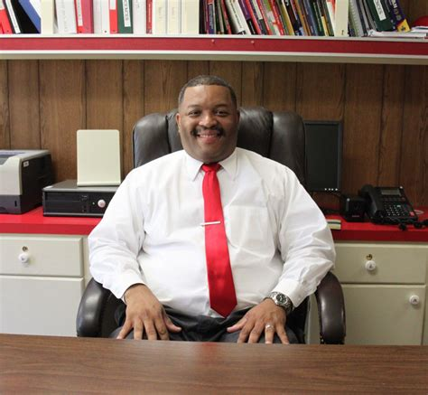 CMS principal named Middle School Principal of the Year