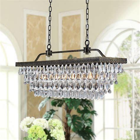 rectangular lantern chandelier antique copper 4 light rectangular chandelier by