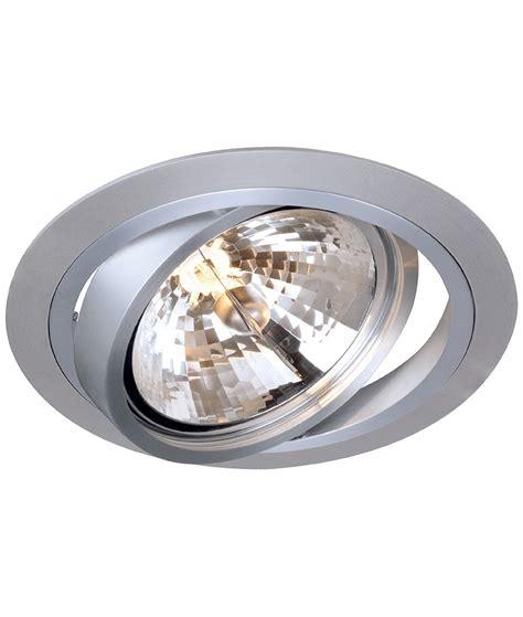 adjustable recessed downlight ar111 l