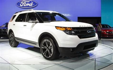 2020 ford explorer design 2020 ford explorer view design engine powerful price