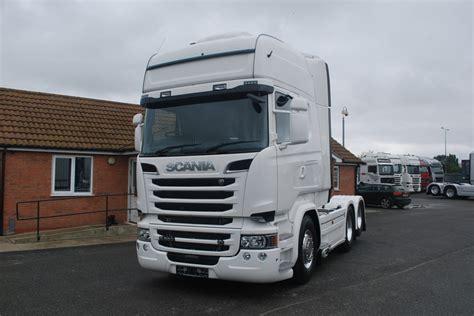 Scania R580 Topline Streamline XL   Moody International Scania Specialists