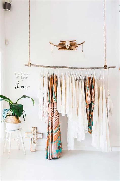 ideas  decorar tu casa  prendas de ropa