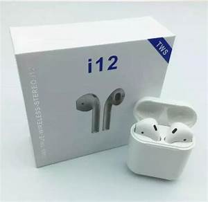 Hot Selling Twins Touch I12 V5 0 Tws Stereo Earbuds I12