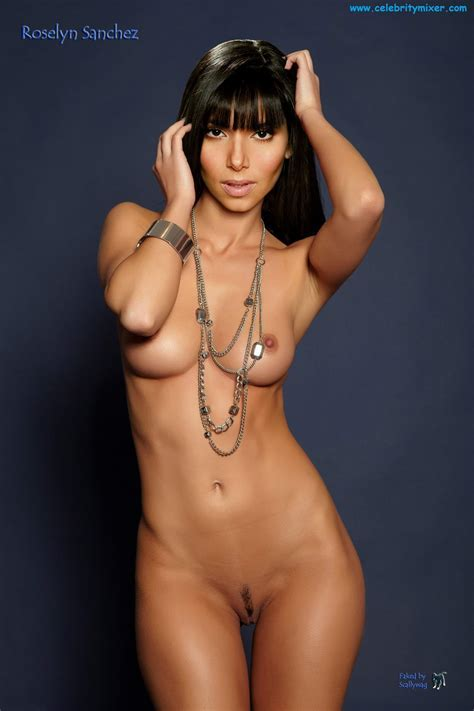 Roselyn Sanchez Nude Fakes Gallery 12480 My Hotz Pic