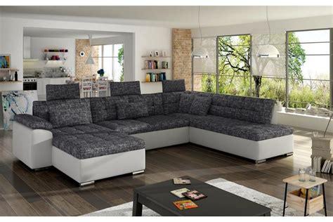 canapé en u tissu canapé d 39 angle convertible en u altan v design