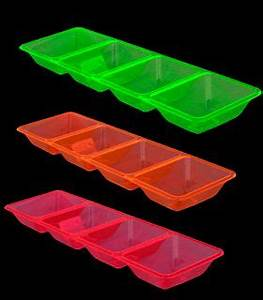 Neon Trays and Dishes on Pinterest