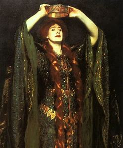 Image result for images lady macbeth whistler