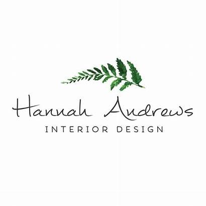 Fern Leaf Logos Business Customized Names Visit