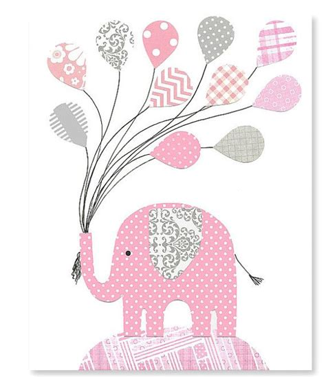 Elephant Nursery Lamp by 25 Best Ideas About Pink Elephant Nursery On Pinterest