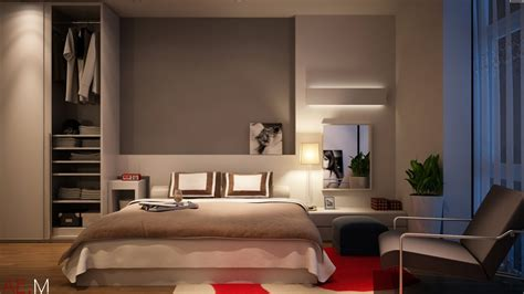 nguyen bedroom with closet interior design ideas