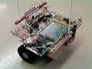 Project Mn3005 - Fire Fighting Robot