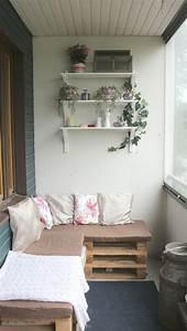 Sitzgelegenheit Aus Paletten : propuestas para decorar un balc n con gusto i love palets ~ Sanjose-hotels-ca.com Haus und Dekorationen