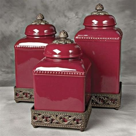 fashioned kitchen canisters glass kitchen canister sets tuscan style