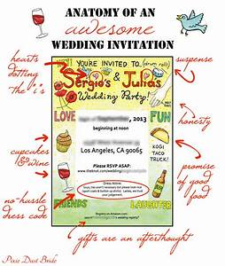 anatomy of an awesome wedding invitation this fairy tale With a wedding invitation 2013 watch online