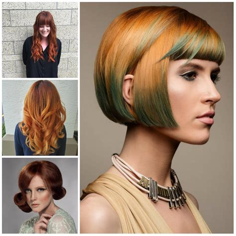 Copper Hair Color Ideas For 2017  2019 Haircuts