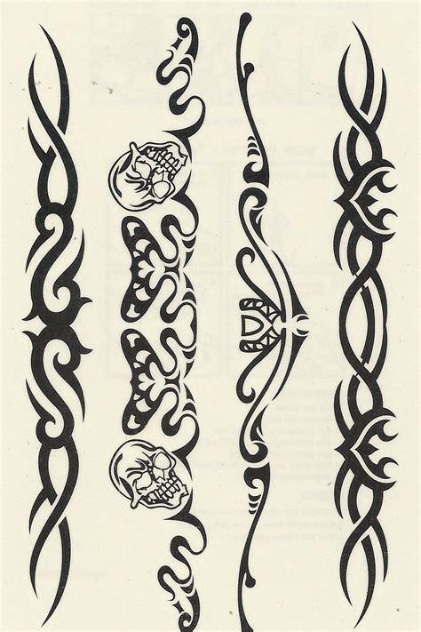 Tatouage Tribal Bras Homme Bracelet  Idées De Tatouages