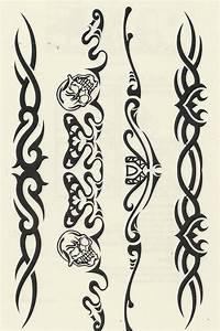 Tatouage Homme Bras Tribal : tatouage tribal bras homme bracelet id es de tatouages et piercings ~ Melissatoandfro.com Idées de Décoration