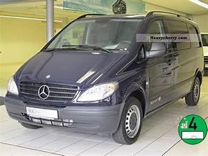 Vito 115 Cdi : mercedes benz vito 115 cdi 2008 estate minibus up to 9 seats truck photo and specs ~ Gottalentnigeria.com Avis de Voitures