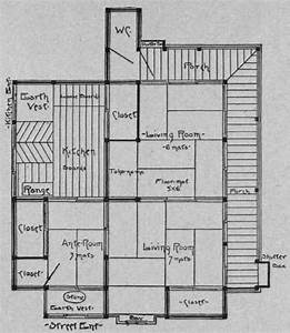 Traditional japanese home plans find house plans for Traditional japanese house plans free