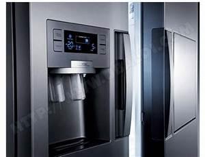 Frigo Americain Avec Glacon : frigo americain samsung rsh7pnpn table de cuisine ~ Premium-room.com Idées de Décoration