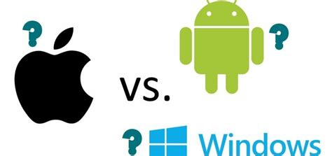 android vs windows which is better ios vs android os vs windows phone os